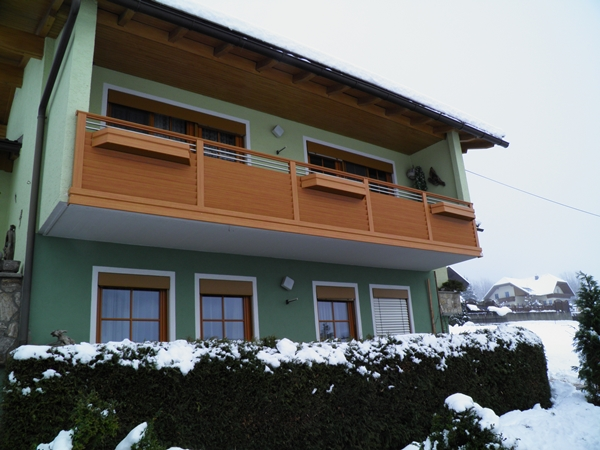 Alu Balkone Balkon Zaun Com